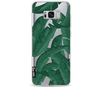 Banana Leaves - Samsung Galaxy S8 Plus