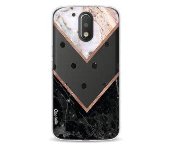 Mix of Marbles - Motorola Moto G4 / G4 Plus
