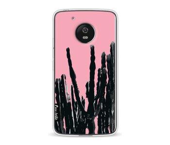 Graphic Cactus - Motorola Moto G5