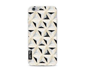 Marble Triangle Blocks - Apple iPhone 6 / 6s