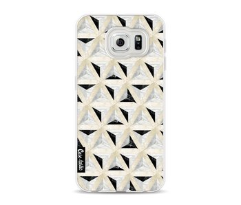 Marble Triangle Blocks - Samsung Galaxy S6