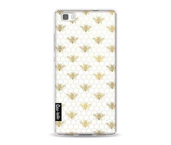Golden Honey Bee - Huawei P8 Lite