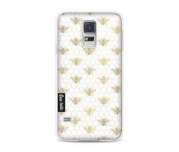 Golden Honey Bee - Samsung Galaxy S5