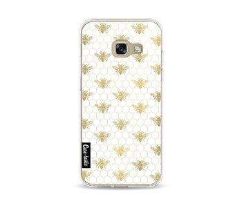 Golden Honey Bee - Samsung Galaxy A3 (2017)