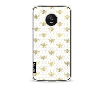 Golden Honey Bee - Motorola Moto G5