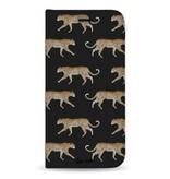 Casetastic Wallet Case Black Samsung Galaxy Note 8 - Hunting Leopard