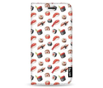 All The Sushi - Wallet Case White Samsung Galaxy Note 8