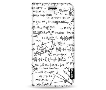 You Do The Math White - Wallet Case White Samsung Galaxy Note 8
