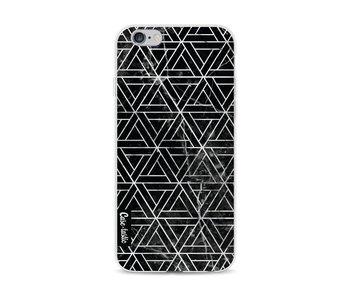 Abstract Marble Triangles - Apple iPhone 6 / 6s
