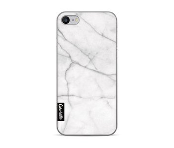 White Marble - Apple iPhone 7 / 8