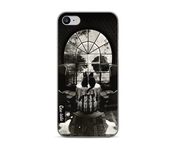 Room Skull BW - Apple iPhone 7 / 8