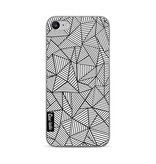 Casetastic Softcover Apple iPhone 7 / 8 - Abstraction Lines