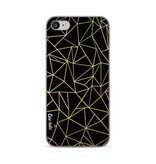 Casetastic Softcover Apple iPhone 7 / 8 - Abstraction Outline Gold