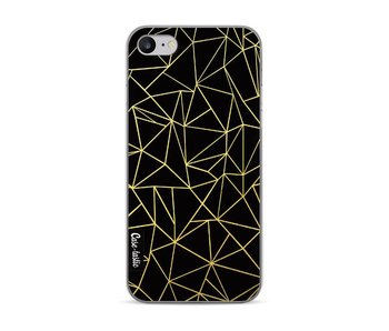 Abstraction Outline Gold - Apple iPhone 7 / 8