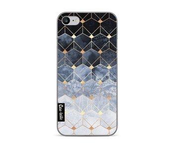 Blue Hexagon Diamonds - Apple iPhone 7 / 8