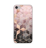Casetastic Softcover Apple iPhone 7 / 8 - Soft Pink Gradient Cubes