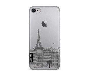 Paris City Houses - Apple iPhone 7 / 8