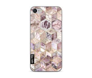 Blush Quartz Honeycomb - Apple iPhone 7 / 8