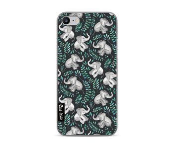 Laughing Baby Elephants - Apple iPhone 7 / 8