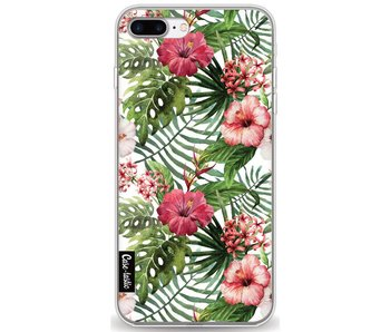 Tropical Flowers - Apple iPhone 7 Plus / 8 Plus