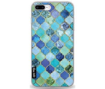 Aqua Moroccan Tiles - Apple iPhone 7 Plus / 8 Plus