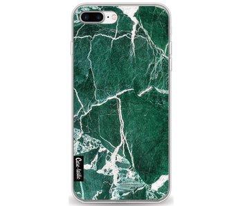 Dark Green Marble - Apple iPhone 7 Plus / 8 Plus