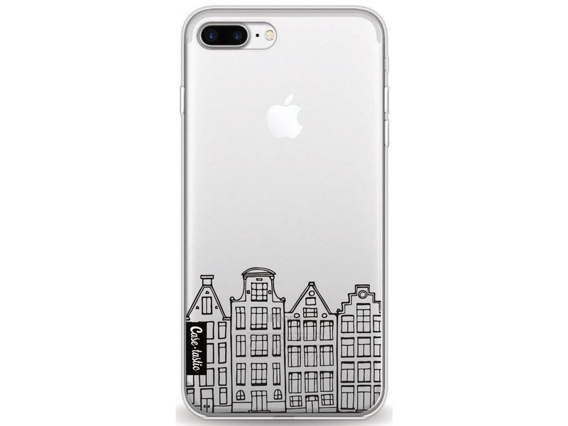 Casetastic Softcover Apple iPhone 7 Plus / 8 Plus - Amsterdam Canal Houses