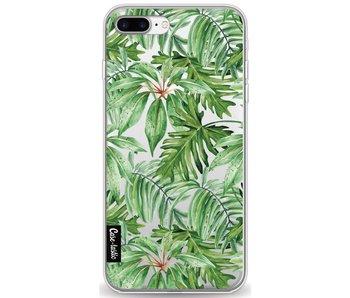 Transparent Leaves - Apple iPhone 7 Plus / 8 Plus