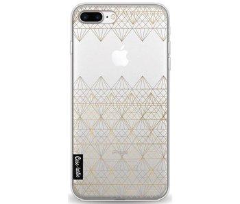 Golden Diamonds - Apple iPhone 7 Plus / 8 Plus