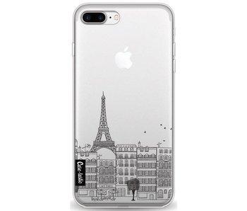 Paris City Houses - Apple iPhone 7 Plus / 8 Plus