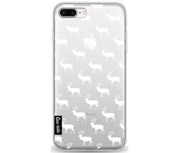 Deer Pattern - Apple iPhone 7 Plus / 8 Plus