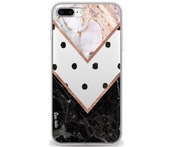 Mix of Marbles - Apple iPhone 7 Plus / 8 Plus