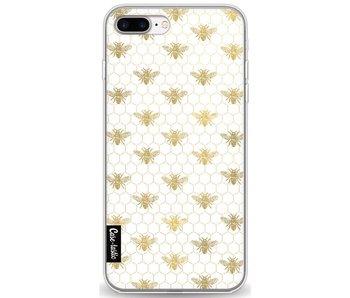 Golden Honey Bee - Apple iPhone 7 Plus / 8 Plus