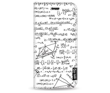 You Do The Math White - Wallet Case White Apple iPhone 7 / 8