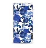 Casetastic Wallet Case White Apple iPhone 7 / 8 - Royal Flowers