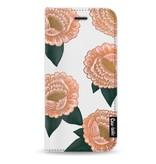 Casetastic Wallet Case White Apple iPhone 7 / 8 - Winterly Flowers