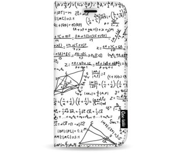 You Do The Math White - Wallet Case White Apple iPhone 7 Plus / 8 Plus