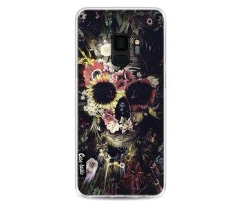 Garden Skull - Samsung Galaxy S9