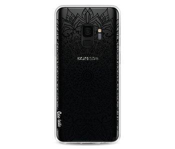 Black Mandala - Samsung Galaxy S9