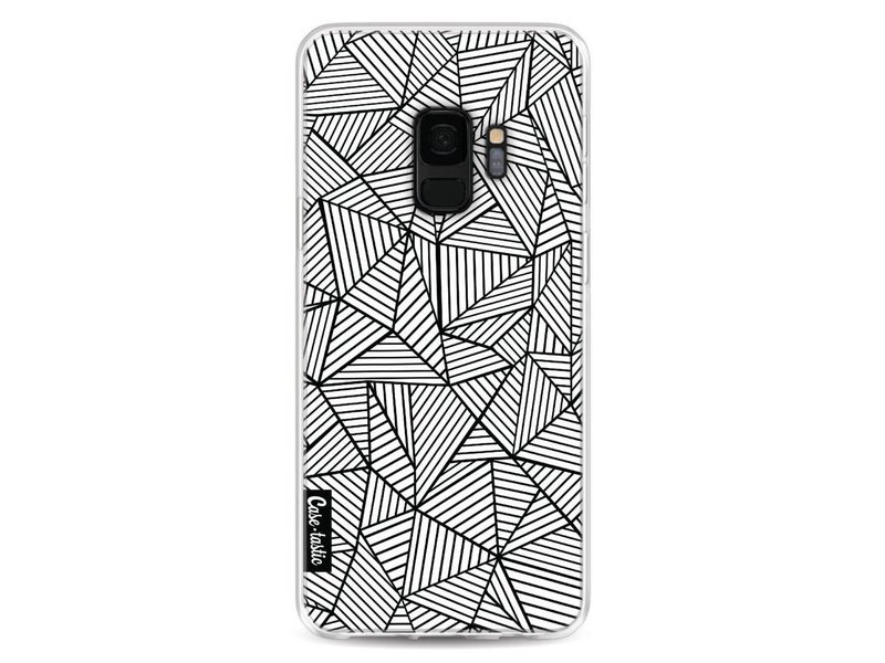 Casetastic Softcover Samsung Galaxy S9 - Abstraction Lines