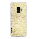 Casetastic Softcover Samsung Galaxy S9 - Abstract Pattern Gold