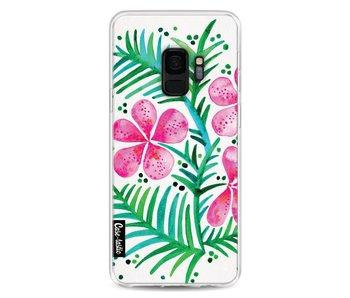 Magenta Orchid Bunch - Samsung Galaxy S9