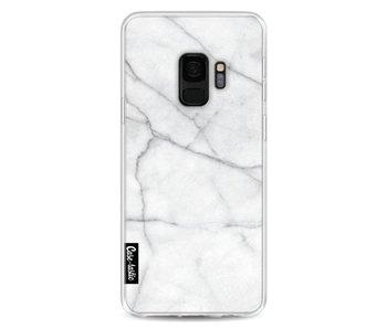 White Marble - Samsung Galaxy S9