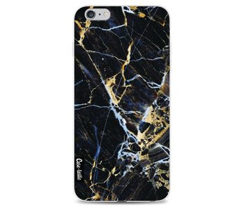 Black Gold Marble - Apple iPhone 6 Plus / 6s Plus