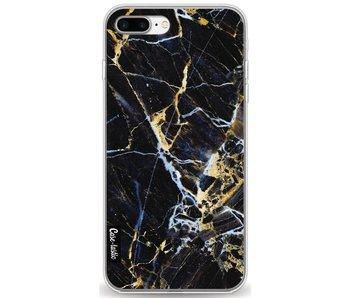 Black Gold Marble - Apple iPhone 7 Plus / 8 Plus