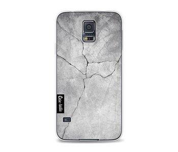 Cracked Concrete - Samsung Galaxy S5