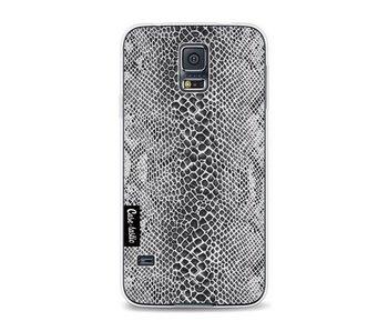 White Snake - Samsung Galaxy S5