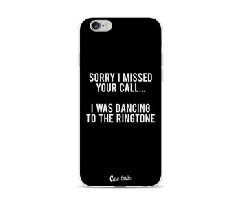 Dancing To The Ringtone - Apple iPhone 6 / 6s