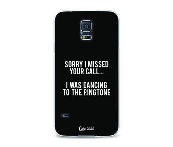 Dancing To The Ringtone - Samsung Galaxy S5