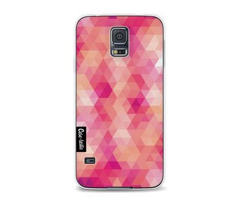 Sunset Tiles - Samsung Galaxy S5